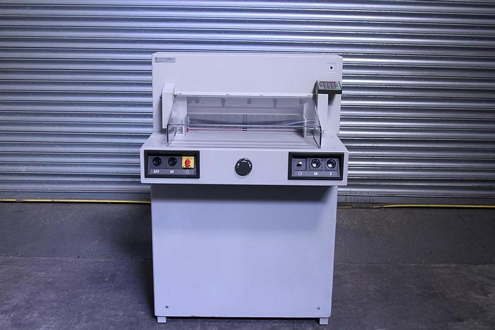 Used Ideal 5221-95 EP Guillotine