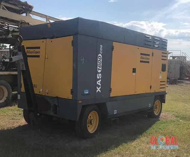 Used Item 0945 : 2008 Atlas Copco XAS1600CD6