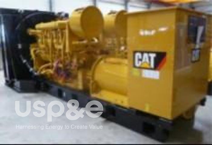 Used 2020 Caterpillar 3512B