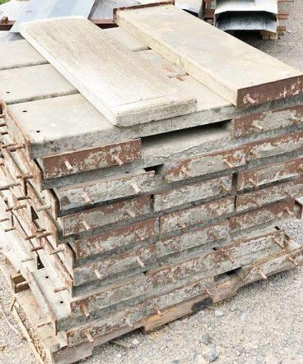 Used Precast Stair Tread Forms and Pouring Bed