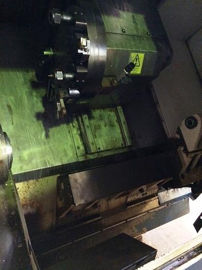 2004 HARDINGE HL-200-E Super precision Cnc Lathe 2004