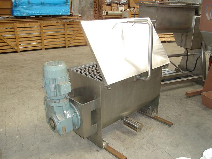 AIRBLEND Helimix 500 Mixers General