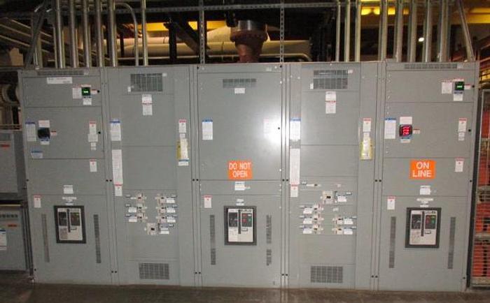 Eaton Electrical Switch Board