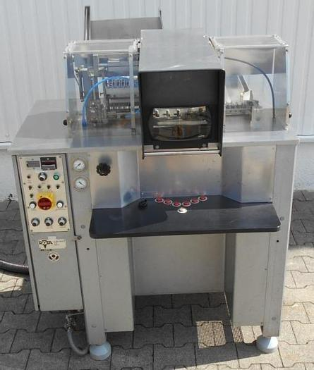 Used U 14341 D - Ampoule / Vial Inspection Machine ROTA APM 850/72