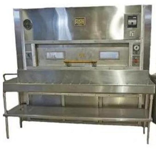 Excalibur Revolving Tray Ovens and Troughs