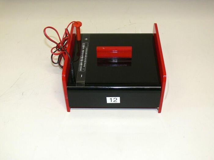 """Used Ancos Semi Dry Electro-blotter Model A  w/ Wiring   8"""" x 8"""""""
