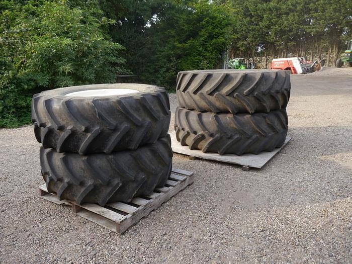 Used Set of Continental Wheels and Tyres