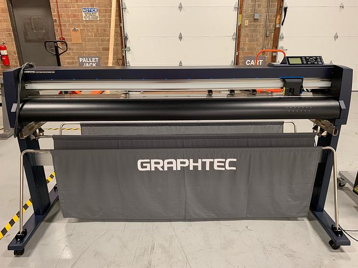 Used 2019 Graphtec Graphtec Cutting Pro FC9000-160