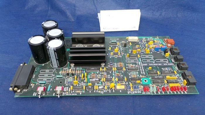 Used 879-0262-001 Circuit Board, Shutter Interlock Control