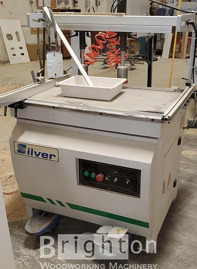 2016 Silver SJK-21A Line Boring Machine