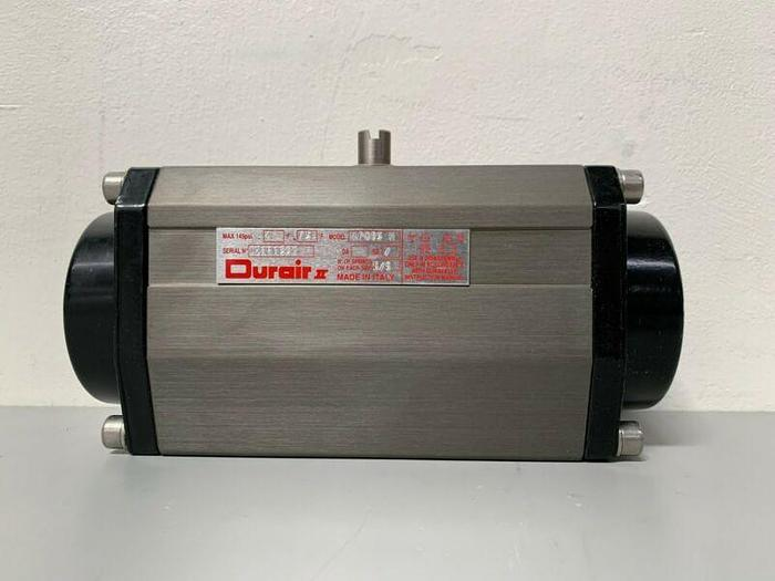Used Durair Valve AP085 N Pneumatic Actuator, Max 145PSI