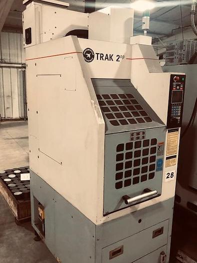 2008 Prototrak Trak 2OP CNC Toolroom Mill