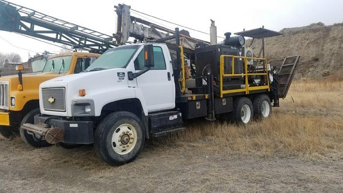 HB17030   2006 Boart Longyear LF90D Truck Mounted Core Drill LF90