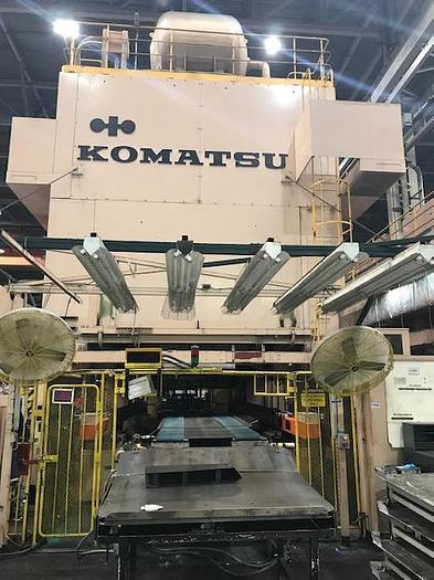 Used 1800 ton Komatsu Stamping Press