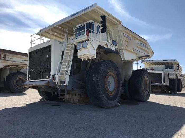 Used HB20632 Terex MT4400 Haul Trucks Terex