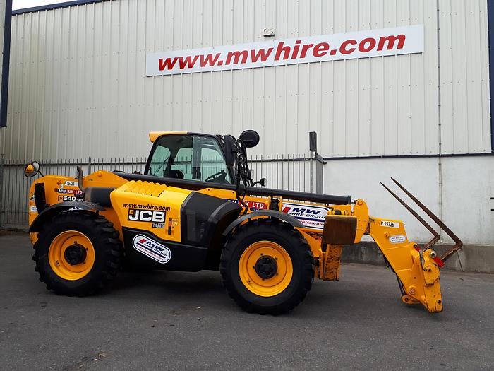 Used JCB 540-140 – 14m reach