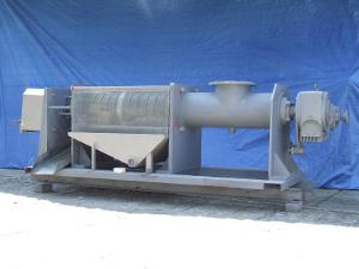 Używane Prasa ślimakowa, separator, STORK