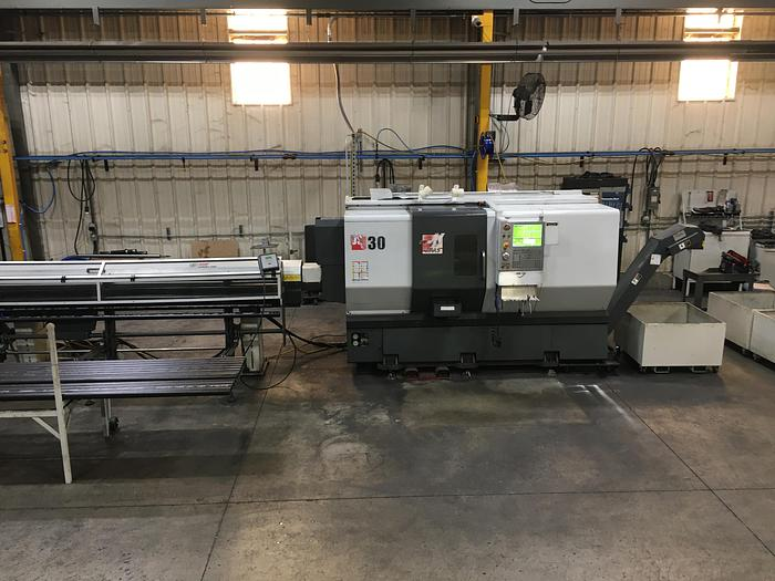 Used 2014 Haas DS-30