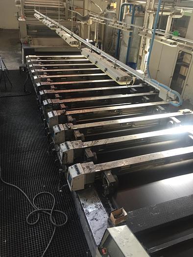 ROTARY PRINTING MACHINE REGGIANI  REVOLUTION