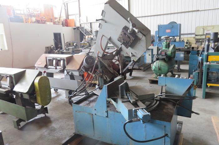 Simcut Simmons Horizontal Band Saw Simmons