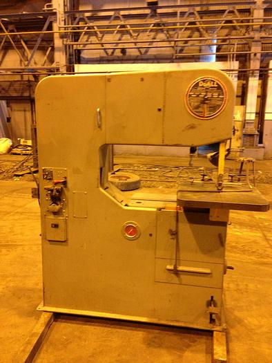 """Used DOALL MODEL 3613-0 36"""" VERTICAL BAND SAW"""