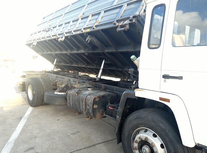1986 VOLVO FL616 16.5 ton tipper