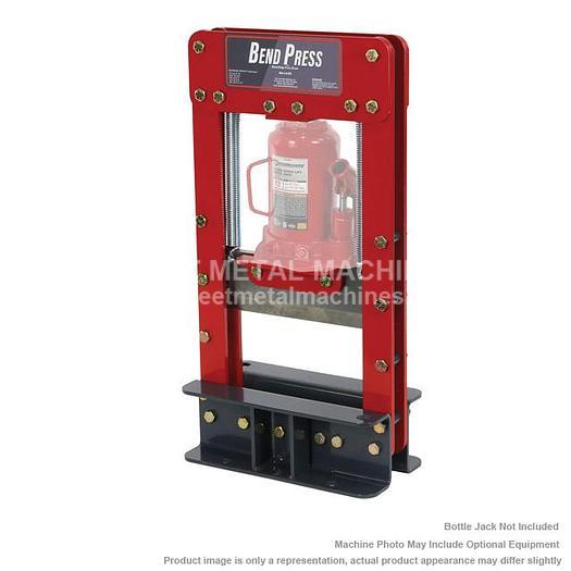 Used BEND PRESS Benchtop Press Brake BP1020