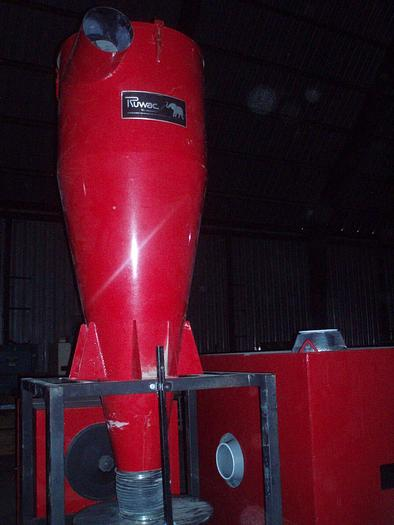 Ruwac Series FA 2000 Central Vacuum/Dust Collector System