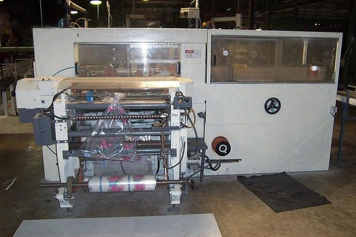 Used WRAPMATIC POLYWRAP ROLL WRAPPER 30A 60/MIN