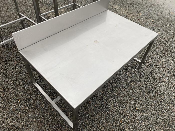 Använd Arbetsbänk 120x70cm