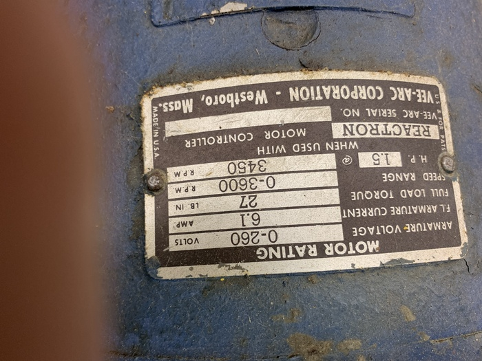 HEALD 273A UNIVERSAL TOOLROOM ID GRINDER