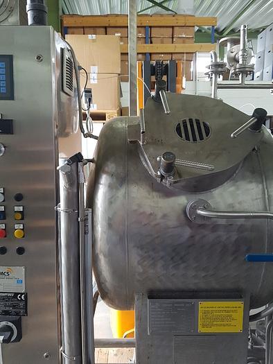 Jet Dyeing  MCS  10 kgs 2001