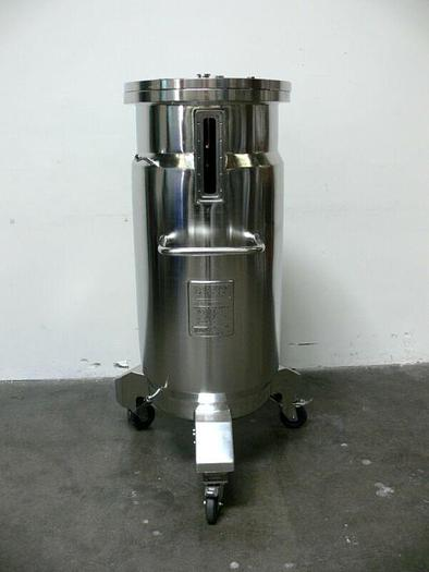 Used Applikon 250 Liter SS Jacketed Reactor 45PSI @ 300F Missing Parts