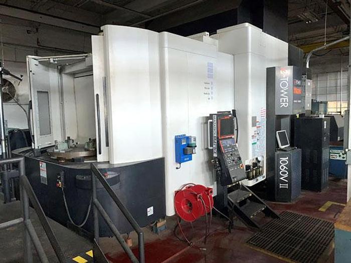 Used 3123, Mazak, Integrex e1060/V8 II, CNC 5 Axis Milling/Turning Cntr, 2010