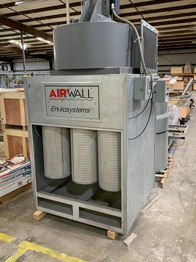 Used Envirosystems Airwall