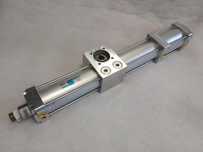 Pneumatischer Drehantrieb, DSO-P 63/ 360-0-180/2-BN-P-H-E, Drumag,  neu