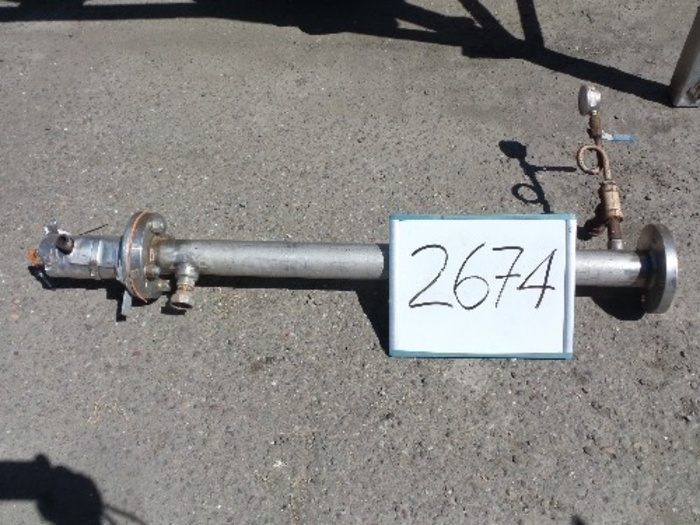 Tube In Shell Heat Exchanger #2674
