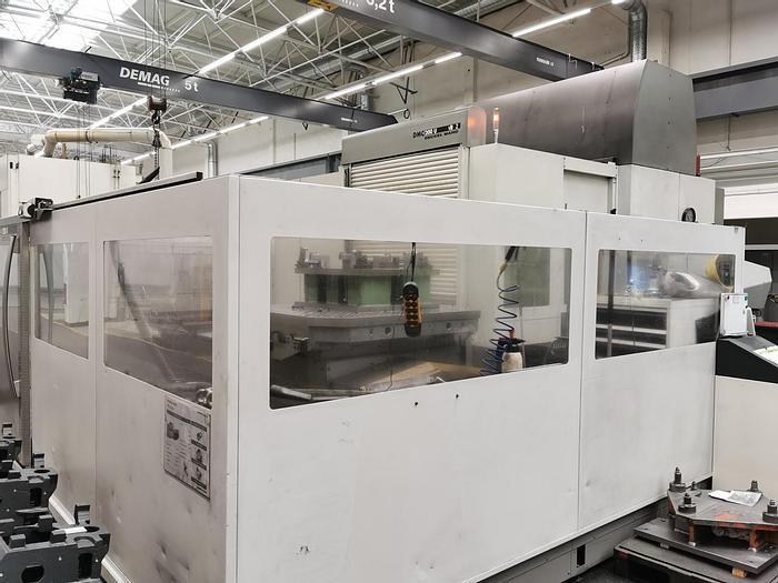 Gebraucht 5-Achsen-Bearbeitungszentrum DECKEL MAHO - DMC 200 U