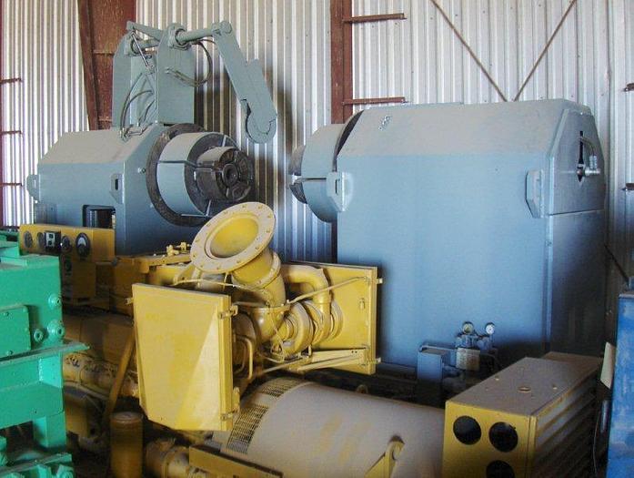 "Used 75,000 lb SESCO Twin Mandrel Un-coiler; 84"" wide; With Coil Car. Mfg. 1982"