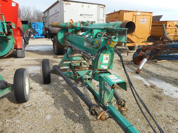 Used GEA 8 Manure Pump
