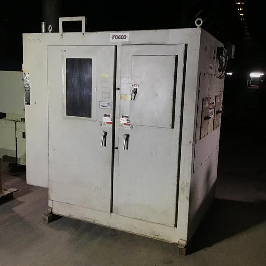 Tocco Model 5EA-60M Induction Hardening Machine; S/N 99-1455-15