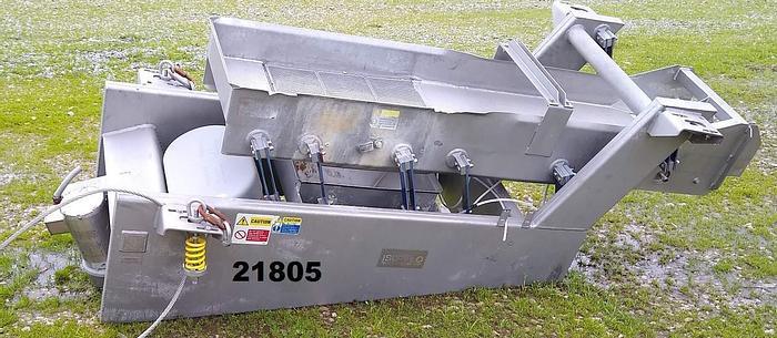 Used Key Technologies Isoflow Vibratory Conveyor; Md#432955-1
