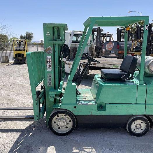 Used Mitsubishi FGC25 Forklift