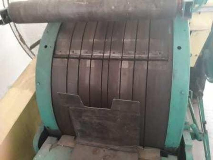 Cobden and Chadwick  Flat & satchel paper bag making machine with 2 col. flexo