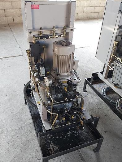 Gebraucht Hydraulikaggregat, 6823-218, 350 bar, 10 L, 2,5L/Min, 1,5 KW Römheld,  gebraucht