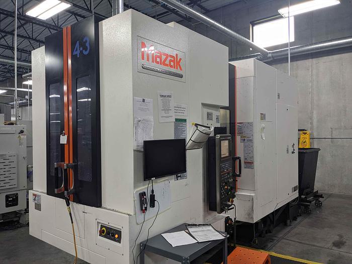 Used 2011 Mazak Nexus HCN 4000 -II