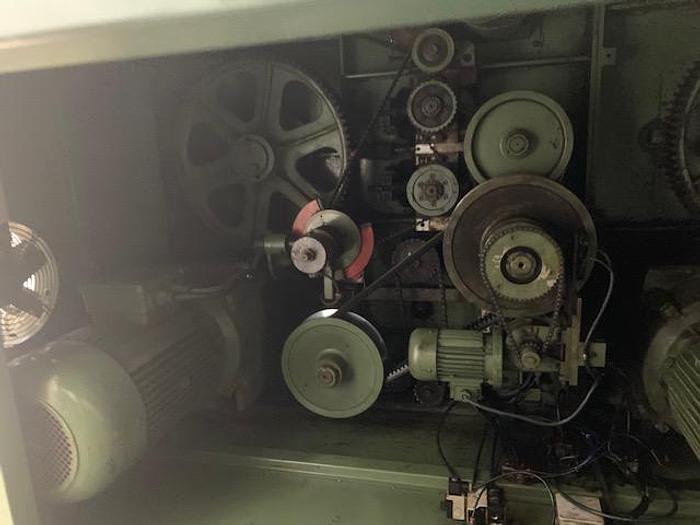 RAISING MACHINE LAFER  GRV-90 DUPLEX
