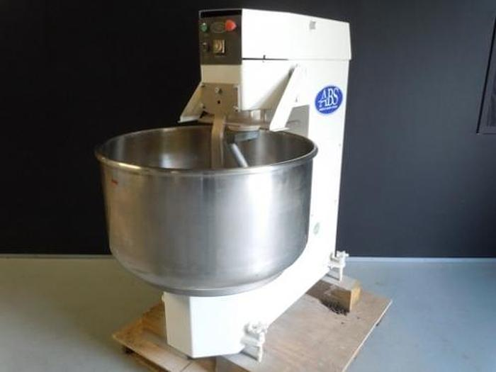 Used AMERICAN BAKING SYSTEMS (ABS) ABSFBM-120 SINGLE SPEED SPIRAL MIX