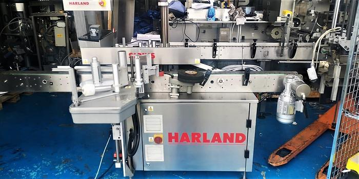Used Harland Sirius Front and Back Labeller