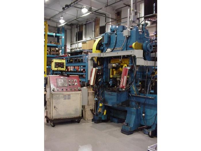 "Used 45 ton Minster P2 36""x25"" Used Stamping Press"